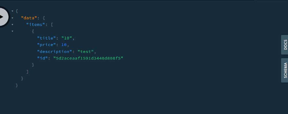 Building a GraphQL Server in Nestjs